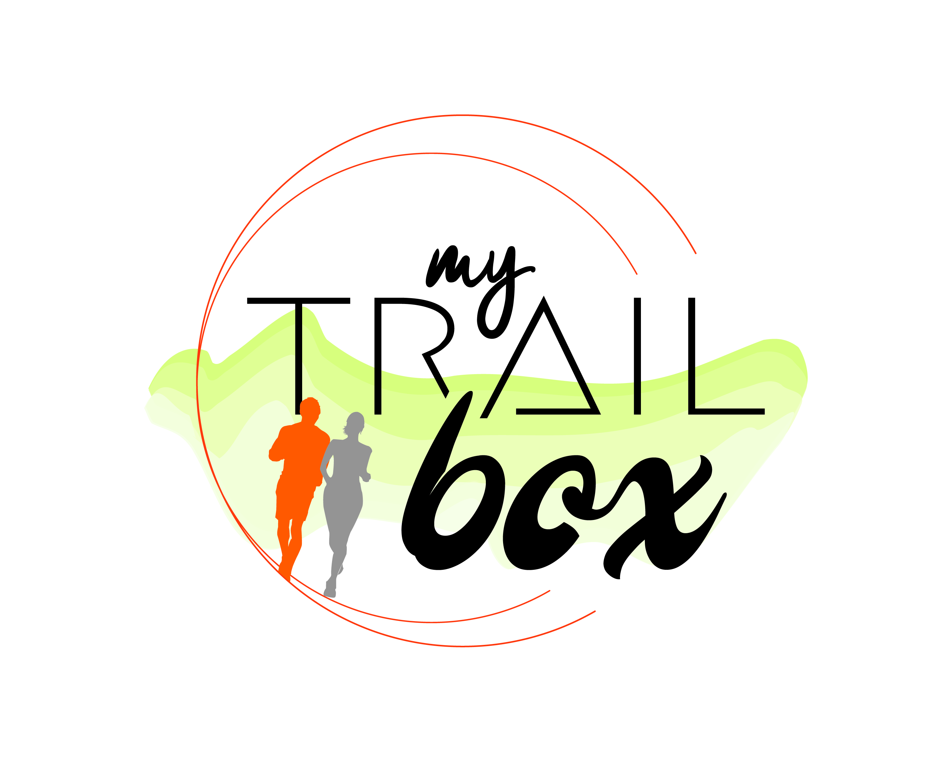 My trail box logo quadri